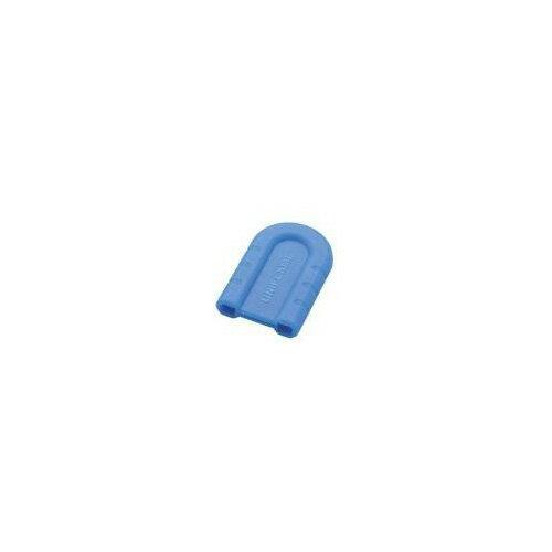 ユニフレーム UNIFLAME チビパン シリコンハンドル ブルー品番:666432