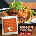 塩ぬき屋 食塩不使用 カレー 172g×2袋セット | 日本初 オリジナル商品 減塩 無塩 食塩無添加 無塩食品 減塩食 塩分カ…