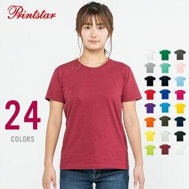 Tシャツ 半袖 ベーシックTシャツ 5.0オンス Printstar プリントスター