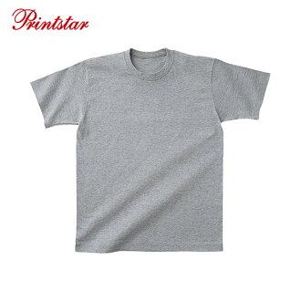 T 恤純色短袖在日本 T 恤 Printstar 列印星 15 種顏色作在日本 S M L XL 大小 02P06may13