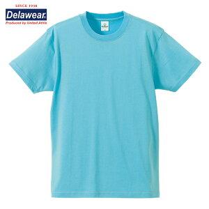 Tシャツ メンズ レディース 半袖 カラー無地Tシャツ deslawear デラウェア XXLサイズ 21色 【ゆうパケット】