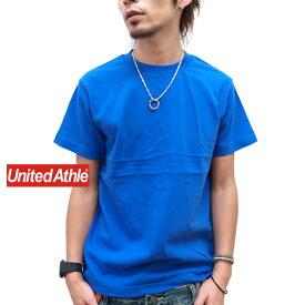 Tシャツ メンズ レディース 無地 綿 半袖 XS S M L XL 黒