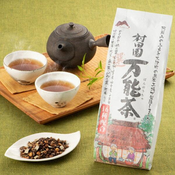 【送料無料】 定期購入:3ヶ月毎コース 村田園 万能茶(選)400g×5個セット 5.3%off!健康茶 送料無料 健康茶 万能茶 健康茶 健康茶