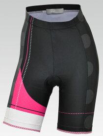 【VALETTE/バレット】RASPBERRY(ラズベリー)レディース レーシングパンツ【自転車/ビブパンツ/パンツ/ショーツ/サイクル/ロード/ロードバイク/サイクルウェア/サイクルジャージ/ウェア/ユニフォーム】