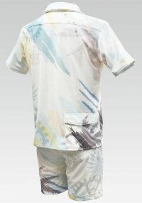 Lapule(ラプレ)オープンシャツ