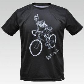 【VALETTE/バレット】RIDE OR DIE(ライド オア ダイ) ポケT【サイクルジャージ/サイクルウェア/自転車/Tシャツ/サイクル/ロードバイク/ユニフォーム/ランニングウェア/フィットネスウェア/フットサルウェア/ゴルフウェア】