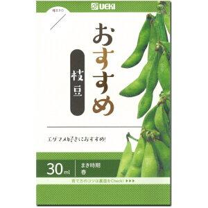 えだまめ 種子 おすすめ 枝豆 30ml エダマメ