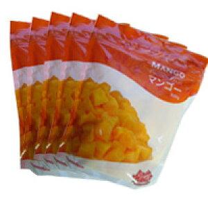 業務用サイズ2.5kgでこのお値段♪南米最高級ケント種 完熟アップルマンゴー(マンゴーチャンク/Mango Chunks) 1袋マンゴー5個分500g×5袋