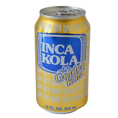 インカコーラ缶 355ml (Inca Kola)