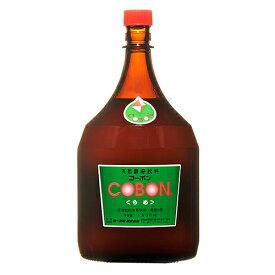 徳用コーボン 1800ml 梅(うめ) 第一酵母cobon(送料無料)