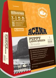 アカナ パピー・ラージ・ブリード (大型犬子犬用) 11.4kg ACANA 【犬用/ドッグフード/ドライフード/大型犬/子犬】 【送料無料】