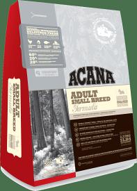 アカナ アダルト・スモール・ブリード (小型犬成犬用) 2kg ACANA 【犬用/ドッグフード/ドライフード/小型犬/成犬】