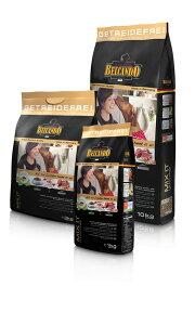 ベルカンド ミックスイット グレインフリー 10kg (生肉、冷凍肉、缶詰と一緒に与える犬用補助食品) BELCANDO 【犬用/ドッグフード/ドライフード/中型犬/大型犬/成犬】 【送料無料
