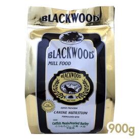 【ポイント10倍】 ブラックウッド ミルフード 5000 900g (300g×3) BLACKWOOD 【犬用/ドッグフード/ドライフード/小型犬/中型犬/大型犬/子犬/成犬/高齢犬】 【あす楽】