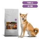INUMESHI フィースト シニア用 中型犬用 7歳以上 15kg ブリーダーパック