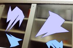 防災視線カットフィルムスターダスト室内専用オーダーカット0.01平米単位販売食器棚にお勧めガラス割れ対策スリガラス調ガラスフィルム視線カット飛散防止フィルム室内装飾間仕切り飛散防止怪我防止