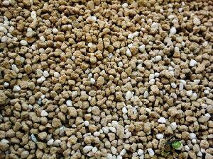 盆栽ミニ盆栽、小品盆栽用の配合土 硬質赤玉土 桐生砂 盆栽の土(植込み用土) 盆栽づくりに最適 おすすめ用土 固くてつぶれにくい 赤土 極小粒