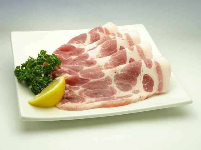 国産豚肩ロース しょうが焼用(500g)