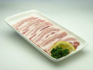 国産豚バラ 焼肉用(500g)