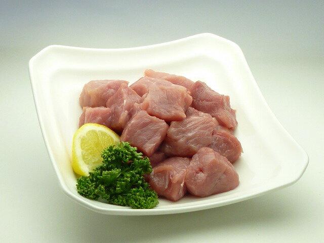 国産豚もも カレー・酢豚用(500g)