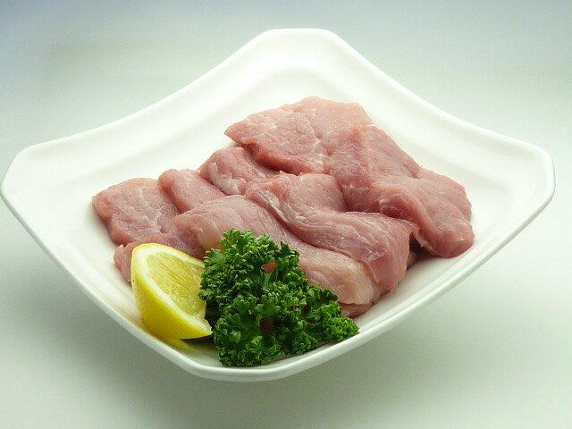 国産豚もも 一口カツ用(500g)