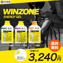 WINZONE ENERGY GEL(ウィンゾーン エナジージェル)12袋入り | 日本新薬 送料無料 サプリ 脂肪燃焼 アスリート向けサ…