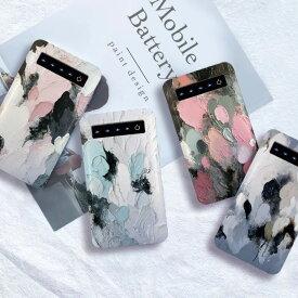 モバイルバッテリー 充電器 iPhone Galaxy Xperia AQUOS ARROWS スマートフォン iPad 高速充電 軽量 メンズ paint ペイント アート 油彩 スモークカラー ベイクドカラー かっこいい