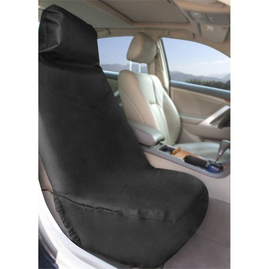 ペット用 シートカバー フロントシート用 ペットがはしゃいでも安心のしっかりした素材で出来ています