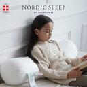 抱き枕 ノルディック スリープ コンフォート-I ジュニア カバー付き | フォスフレイクスピロー フォスフレイクス 枕 …