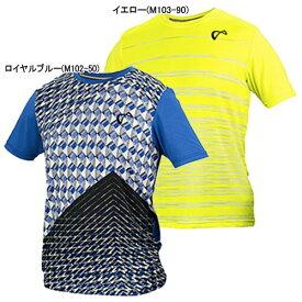 【SALE】アスレチックDNA メンズ テニス ウェア サマー マッチクルー シャツ