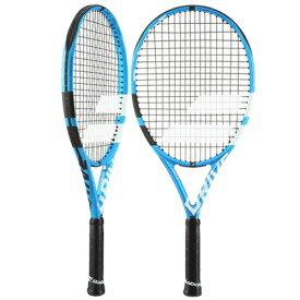 バボラ ジュニアテニスラケット ピュアドライブ・ジュニア 25 (ガット張上げ済) (BF140227)
