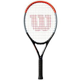 ウィルソン ジュニア テニスラケット CLASH 25 (ガット張上げ済) (WR016210S)