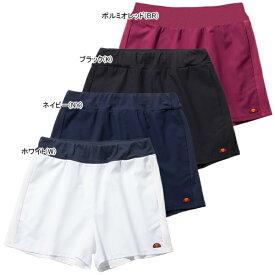 【SALE】エレッセ レディース テニスウェア ベースライン ウーブン ショーツ (EW29304)