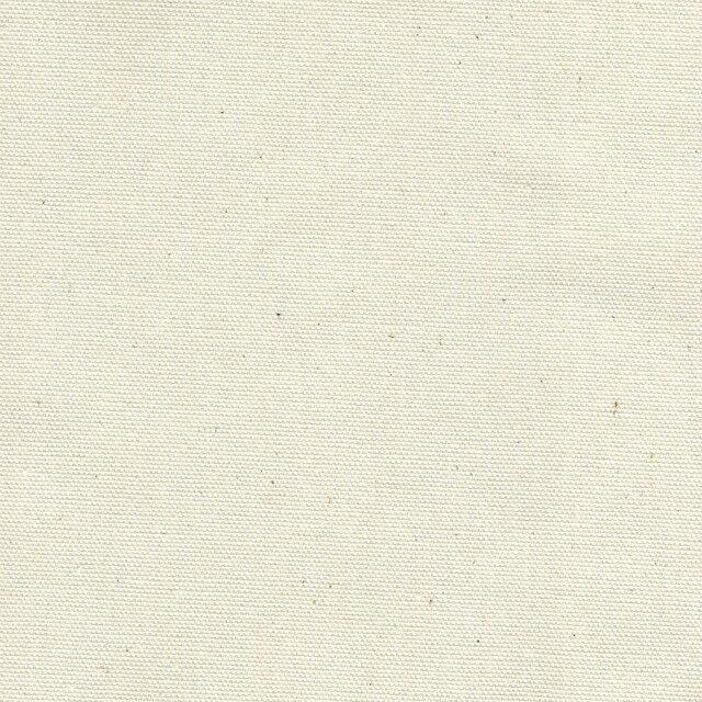 1m単位切り売り 112センチ幅 綿オックス オックスフォード 無地 生成 きなり