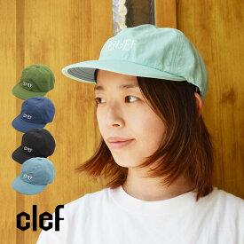 clef クレ キャップ メンズ 帽子 ブランドRB3610 VIENTO SOFT V.CAP オールシーズン ソフトバイザーキャップ ベースボールキャップ 運動会 キャンプ アウトドア