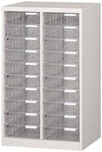 フロアケース A4サイズ 収納レターケース 2列10段 W540×D400×H880 A-210