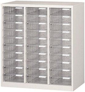 フロアケース A4サイズ 収納レターケース 3列10段 W800×D400×H880 A-310
