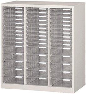 フロアケース A4サイズ 収納レターケース 3列15段 W800×D400×H880 A-315