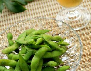 枝豆〈エダマメ〉味緑1パック、300g〜500g前後