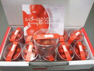 フルーツトマト『アメーラルビンズ』1ケース、10パック前後、1Kg前後
