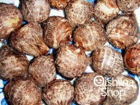 石川小芋〈イシカワコイモ〉別称:衣かつぎ〈キヌカツギ〉1Kg前後、25〜50個前後