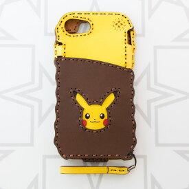 「OJAGA DESIGN」 オジャガデザイン ピカチュウ iPhone7ケース