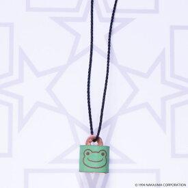 「OJAGA DESIGN」 オジャガデザイン かえるのピクルス ネックレス