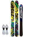 STRICTLY スキーボード RIPLINE SB 16モデル 【AR-4ビンディング付】