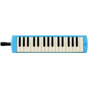 ヤマハ 鍵盤ハーモニカ ピアニカ 32鍵 ブルー P-32E