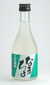亀齢 吟醸酒 生貯蔵酒 なまちょ 300ml 【広島 日本酒】