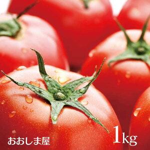 冬ギフト グルメ 塩トマト フルーツトマト 1kg 送料無料 甘いトマト 塩とまと 完熟トマト 高糖度 とまと トマト 熊本産 産地直送 農家直送 大嶌屋(おおしまや)【gift】