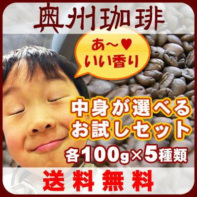 コーヒー豆 送料無料 あれこれ選べるお試しコーヒーセット福袋自家焙煎コーヒー豆、厳選20種類の銘柄からお好みの5種をお選び下さい。コーヒー豆 送料無料 コーヒー豆 コーヒー豆 コーヒー豆【RCP】