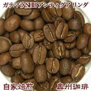 自家焙煎コーヒー豆ストレートコーヒー【ガテマラ SHB アンティグア リンダ】100g【コーヒー豆】【コーヒー豆】【コーヒー豆】【コーヒー】【レギュラーコーヒー】【10P03Dec16】【RCP】