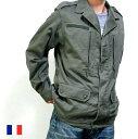 フランス軍 F2 ジャケット ユーズド 【中古】 ブルゾン アウター / エアフォース ミリタリー